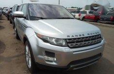 Range Rover Evoque 2013 Silver for sale