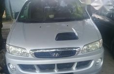 Hyundai H1 2006 Silver for sale