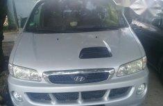 Hyundai H1 2006 Silver for sale