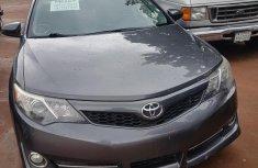 Tokunbo Toyota Camry 2014 Gray