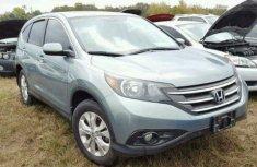 2009 DIRECT TOKUNBO HONDA CRV SILVER FOR SALE