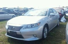 Lexus ES 330 2014 Silver for sale