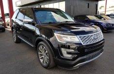 2016 Ford Explorer Platinum for sale