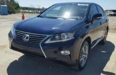 Lexus RX350 2012 Blue for sale
