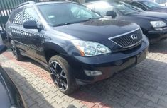 Lexus RX330 2008 Black for sale