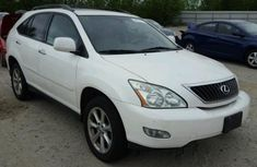 Lexus RX330 2006 White for sale