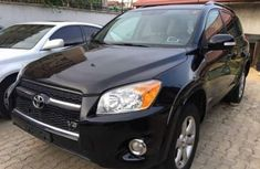 Toyota RAV4 2006 Black for sale