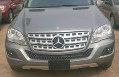Mecerdes Benz ML350 2016 Grey for sale