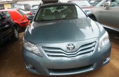 Toyota Camry 2009 Blue-silver for sale