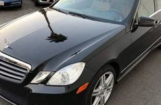 Mercedes Benz E550 for sale 2006