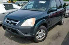 Honda CRV 2005 Green for sale