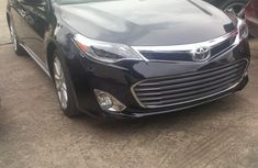 Clean Tokumbo Toyota Avalon 2018 Black for sale