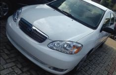Toyota Corolla 2008 White for sale