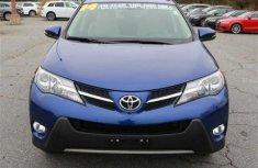 Toyota RAV4 2018 Blue for sale