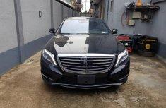 Mercedes Benz S550 2015 Black for sale