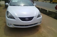 2006 Toyota Solara 2003 White for sale