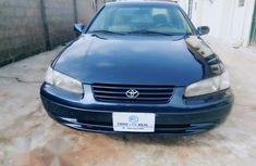 Clean Toyota Camry 1999 Blue for sale
