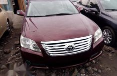Toyota Avalon 2007 Red for sale
