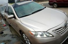 Full Option Toyota Camry 2010 Gold For Sale