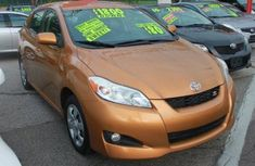 2007 Toyota Matrix Brown for sale