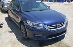 2014 HONDA ACCORD SPORT BLUE FOR SALE