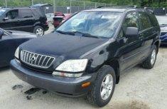 2003 Lexus RX300 Black for sale