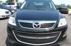 Clean Mazda CX9 2010 Black for sale