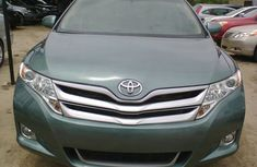 Clean Toyota Venza 2011 Grey for sale