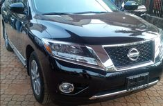 2016 Nissan Pathfinder for the