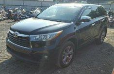 Toyota Highlander 2015 Black for sale