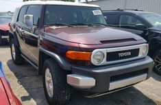 Toyota FJ Cruiser 2008 Brown for sale