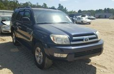 Toyota 4runner Black 2008 for sale