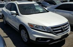 Honda Accord Crosstour 2015 White for sale