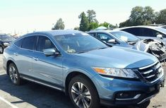 Honda Accord Crosstour 2015 Blue for sale