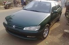 2002 Peugeot 406 Saloon Manual for sale