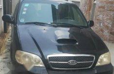 Kia Sedona 2005 Black for sale