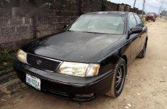 Sound Toyota Avalon 1998 Black For Sale