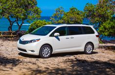 Toyota Sienna prices in Nigeria – the most wanted van of all times