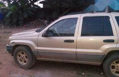 Grand Cherokee 2002 Gold for sale