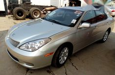 Lexus ES300 Silver 2003 for sale