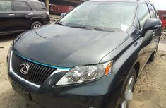 Lexus Rx 2012 Gray for sale