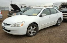 Honda Accord 2009 White for sale
