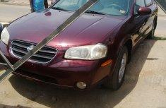 Nissan Maxima GLE 2002 for sale