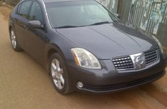 2005 Tokunbo Nissan Maxima for sale