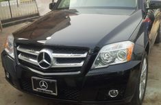 Clean Mercedes Benz GLK350 2011 Black for sale