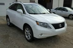 Lexus RX350 2014 White for sale