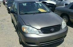Toyota Corolla 2006 Grey for sale