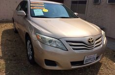 2010 Toyota Camry Gold for sale