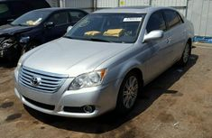 2008 TOYOTA AVALON XL SILVER FOR SALE