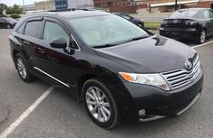 Black Toyota Venza 2010 for sale